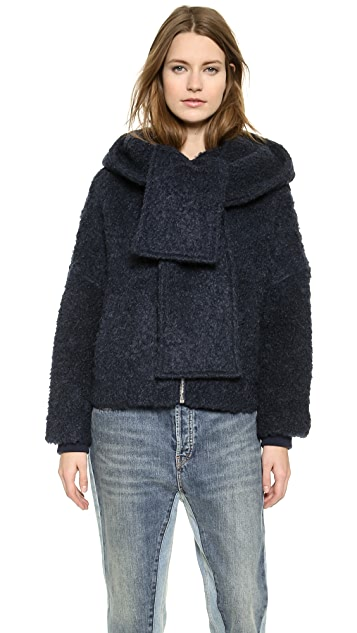 Marc by Marc Jacobs Maks Bomber Jacket