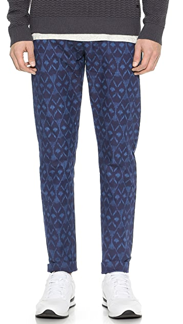 Marc by Marc Jacobs Playa Canvas Pants