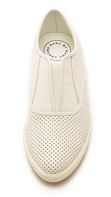 Marc by Marc Jacobs Slim Kicks Slip On Sneakers
