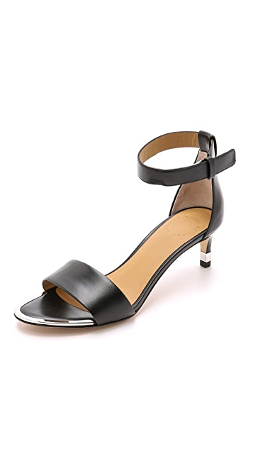 31aabaf4acdb Marc by Marc Jacobs Clean Sexy Kitten Heel Sandals