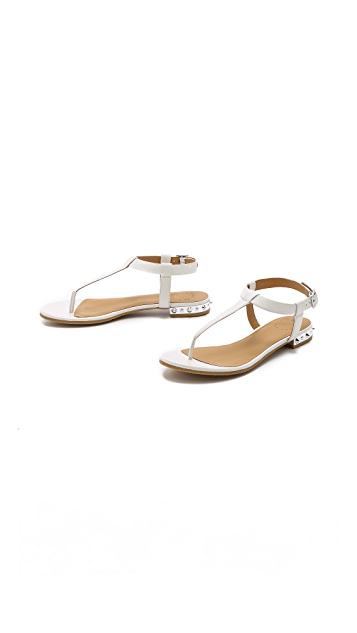 Marc by Marc Jacobs Punk Classic Flat Sandals