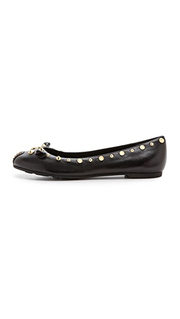 Marc by Marc Jacobs Punk Mouse Ballerina Flats