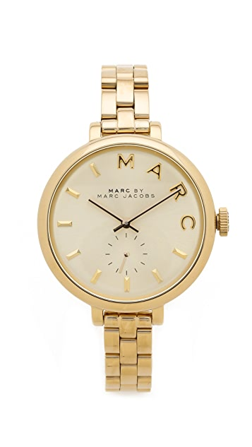 6a43b1f6674ea Marc by Marc Jacobs Skinny Baker Watch | SHOPBOP