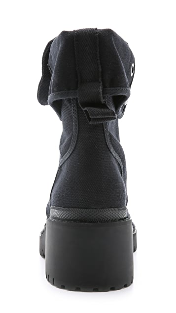 Marc by Marc Jacobs Army Boots
