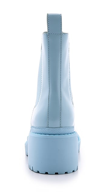 Marc by Marc Jacobs Dipped Chelsea Boots