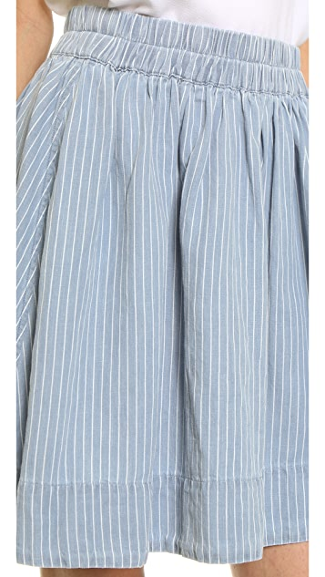 Marc by Marc Jacobs Circle Skirt