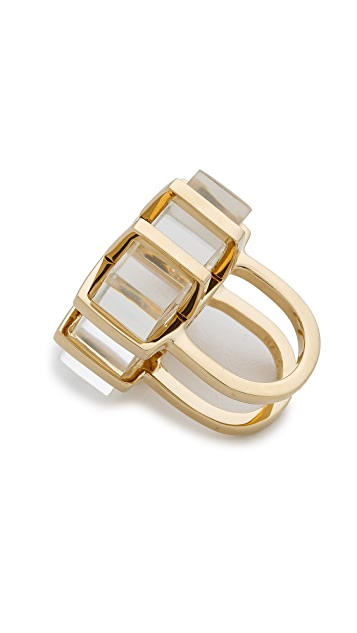 Marc by Marc Jacobs Kandi Cage Ring