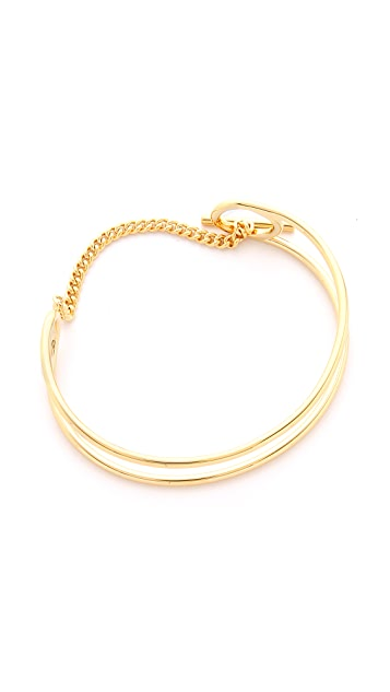 Marc by Marc Jacobs Wireframe Toggle Bracelet