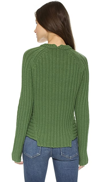 Marc by Marc Jacobs Ribbed Sweater