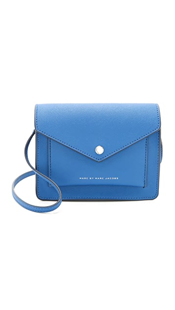 Marc by Marc Jacobs Metropoli Cross Body Bag