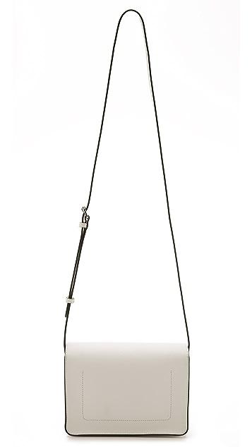 Marc by Marc Jacobs Lip Lock Cross Body Bag