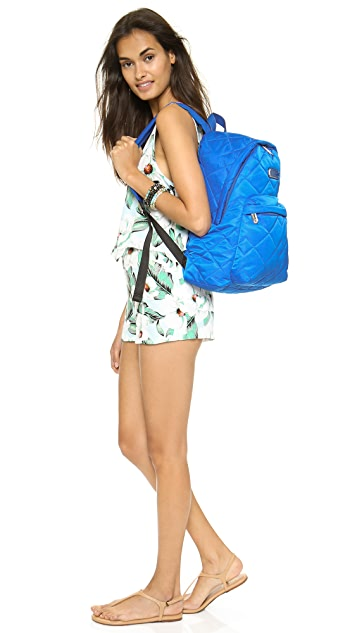 Marc by Marc Jacobs Crosby Quilt Nylon Backpack