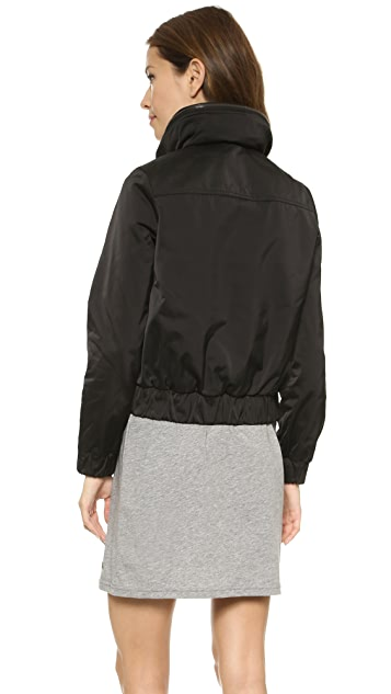 Marc by Marc Jacobs Compact Bomber Jacket