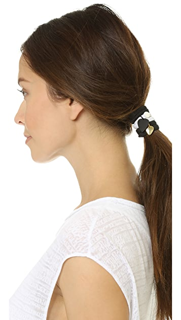 Marc by Marc Jacobs Plectrum Ponytail Holder
