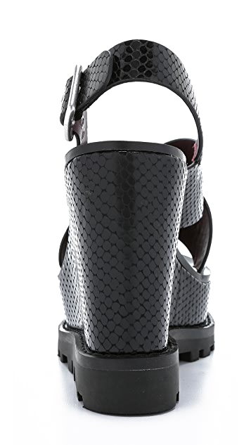 Marc by Marc Jacobs Irving Wedges