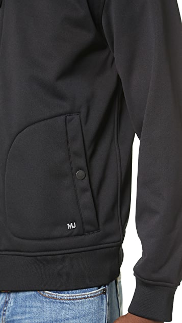 Marc by Marc Jacobs Neoprene Bomber
