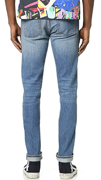 Marc by Marc Jacobs Slim Stretch Jeans