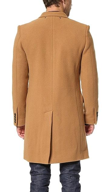 Marc by Marc Jacobs Tobi Wool Coat