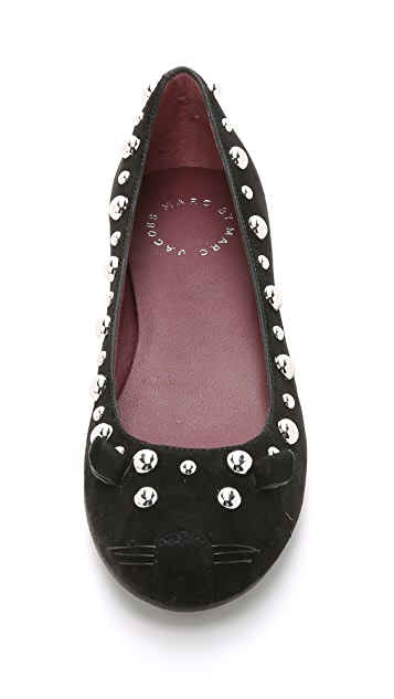 Marc by Marc Jacobs Rebel Mouse Flats