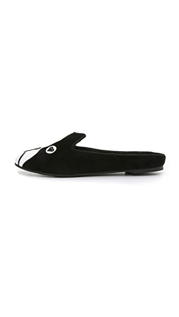 Marc by Marc Jacobs Shorty Slippers