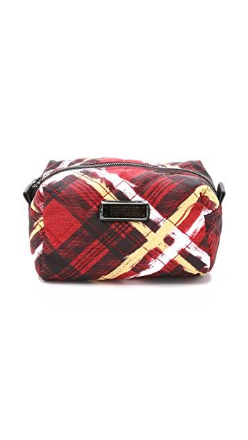 Marc by Marc Jacobs Printed Crosby Quilt Cosmetic Case