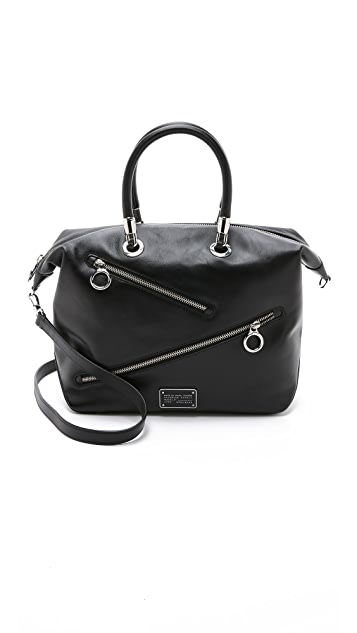 Marc by Marc Jacobs Новая сумка-портфель Too Hot to Handle с молниями