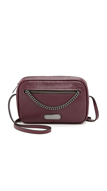 Marc by Marc Jacobs Sally with Chain Cross Body Bag