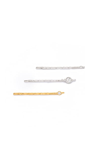 Marc by Marc Jacobs Hair Pin Set