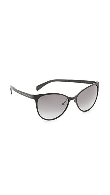 Marc by Marc Jacobs Sleek Sunglasses