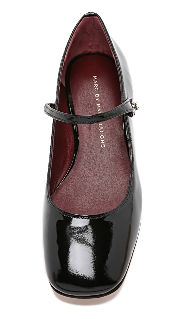 Marc by Marc Jacobs Brooke Mary Jane Flats