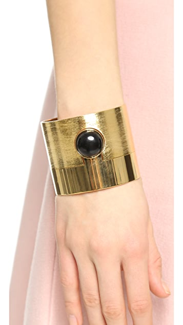 Marc by Marc Jacobs Puzzle Cabochon Bangle Bracelet