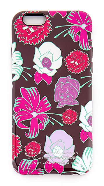 Marc by Marc Jacobs Laughing Flower iPhone 6 / 6s Case