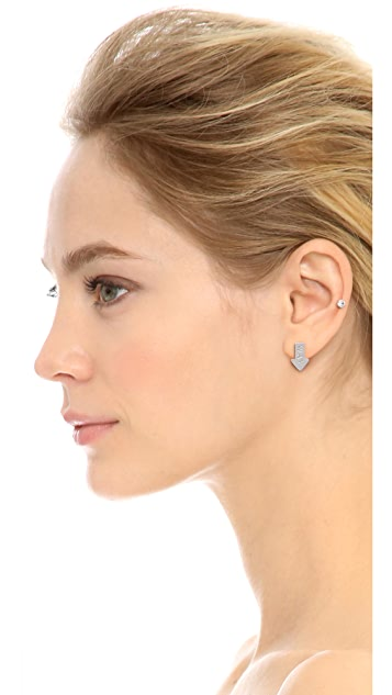 Marc by Marc Jacobs This Way Stud Earring Trio