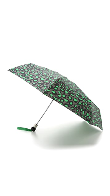 Marc by Marc Jacobs Painted Leopard Umbrella