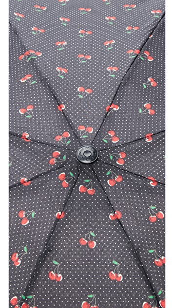 Marc by Marc Jacobs Double Cherry Umbrella