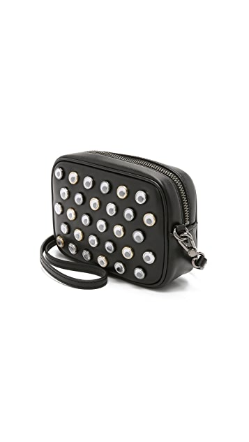 Marc by Marc Jacobs Googly Eye Mini Camera Bag