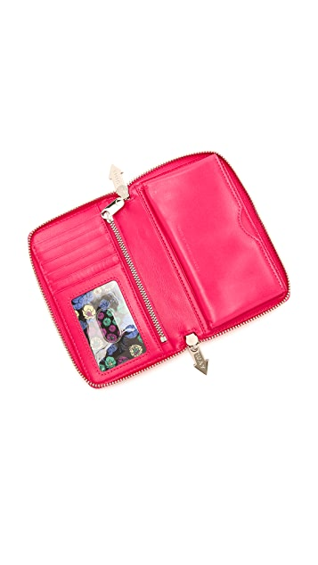 Marc by Marc Jacobs Alice Two Way Wingman Wristlet