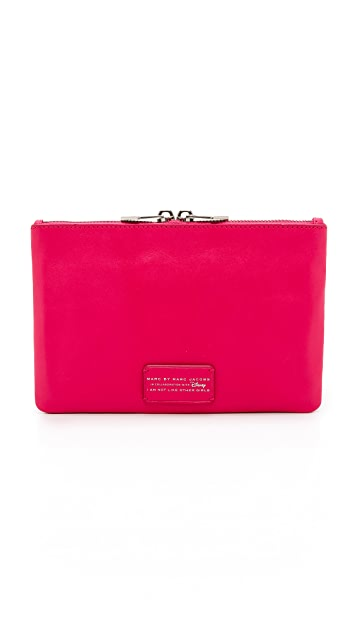 Marc by Marc Jacobs Alice Medium Zip Pouch