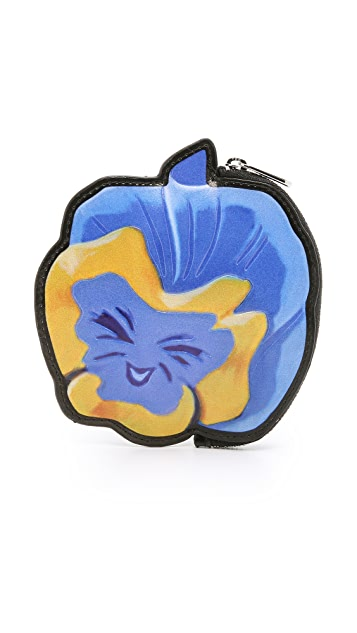 Marc by Marc Jacobs Garden Flower Coin Pouch