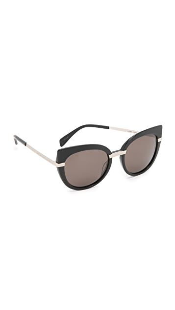 Marc by Marc Jacobs Cat Eye Sunglasses
