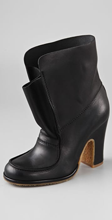 Maison Margiela Work Moc Booties