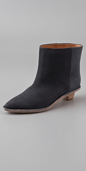 Maison Margiela Raw Edge Handmade Booties