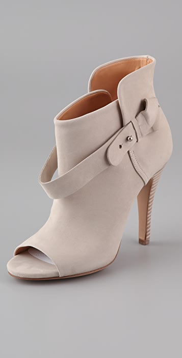 Maison Margiela Open Toe Booties