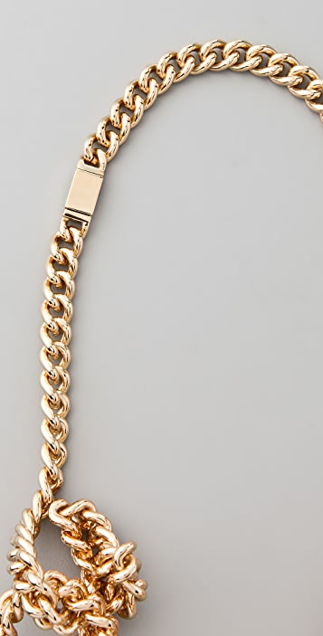 Maison Margiela Twisted Necklace
