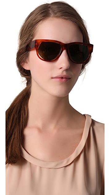 Maison Margiela Wrong Size Sunglasses