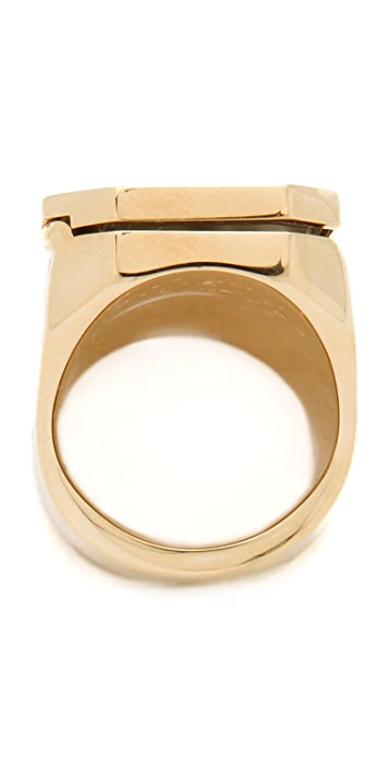 Maison Margiela Mirror Cocktail Ring