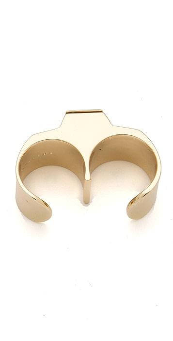 Maison Margiela Trinket Case Double Ring
