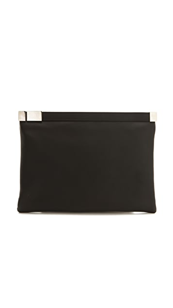 Maison Margiela Zip Lock Clutch