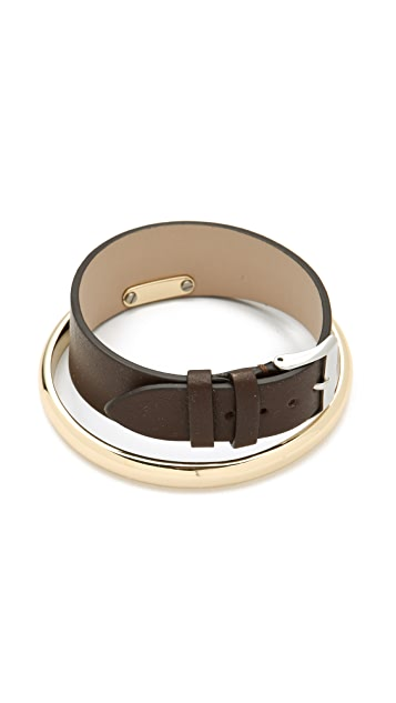Maison Margiela Watch Band Bangle