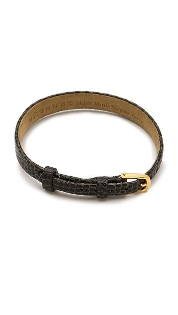 Maison Margiela Lizard Friendship Bracelet